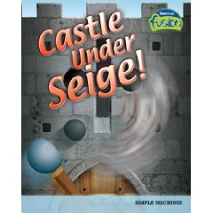 castle under siege cover Backdoor Science   Castle Under Siege! by Andrew Solway