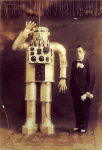 japanese robots 2 203x300 Loving the Machine: The Art and Science of Japanese Robots by Timothy N. Hornyak