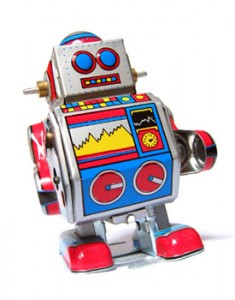 retro toy robot 235x300 Teacher Shortage Easing Except in Key Math, Science, and Foreign Languages