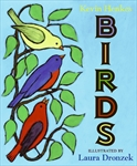 birds cvr Review: Birds by Kevin Henkes, Illustrated by Laura Dronzek