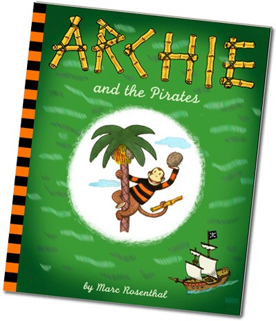 archie large e1277872138349 Archie and the Pirates by Marc Rosenthal