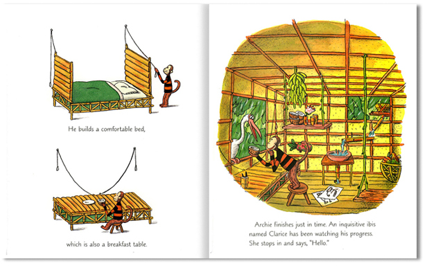archie spred1 Archie and the Pirates by Marc Rosenthal