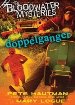 dopp Doppelganger by Pete Hautman and Mary Logue