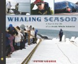 Whaling season cvr Whaling Season: A Year in the Life of an Arctic Whale Scientist   Nonfiction Book Review