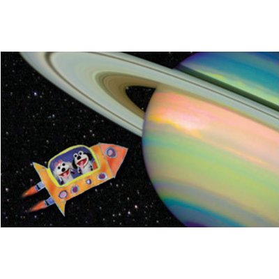 astropuppies near saturn DVD Review: AstroPuppies In Space