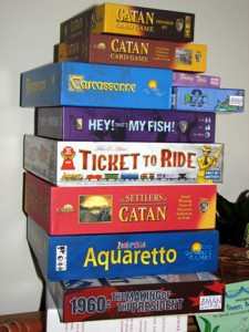 board games 225x300 Get Your Game On 